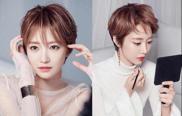 Tổng hợp những kiểu tóc ngắn đẹp nhất được con gái yêu thích 2017