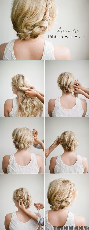 Mách nàng 8 kiểu tóc đẹp cho nàng du xuân 2017 không lo lỗi mốt