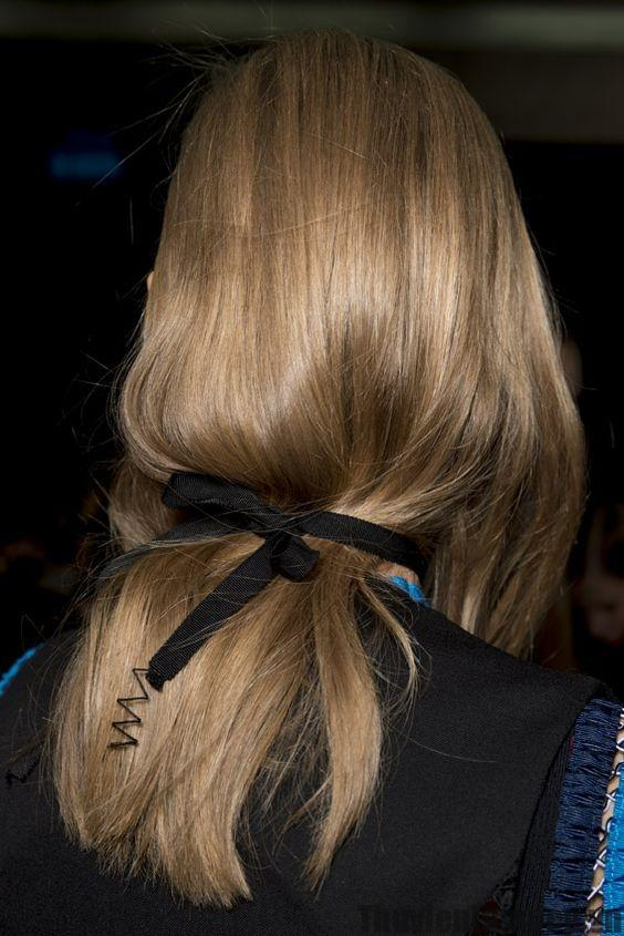 Bỏ túi những mẹo vặt tết tóc hot nhất xinh lung linh trong hè 2017 chỉ với một sợi dây