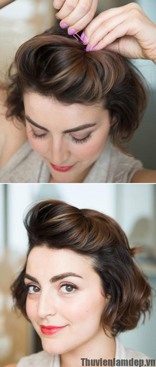 5 Kiểu tóc đẹp chuyên dụng cứu cánh bạn gái trong ngày nắng nóng