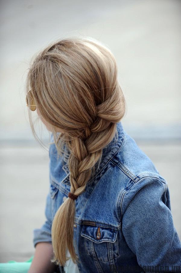 Những kiểu tóc đẹp dễ thương cho phái đẹp f5 diện mạo đó thu