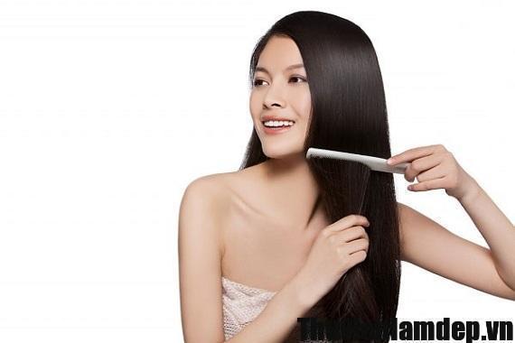 Chăm sóc tóc hiệu quả và đơn giản tại nhà