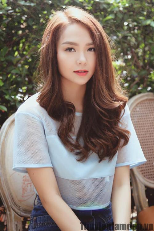 Những màu tóc nhuộm đẹp được Sao Việt 'lăng xê' nhiệt tình mùa Thu Đông