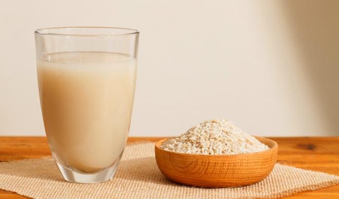 Cách sử dụng bọt gạo lứt