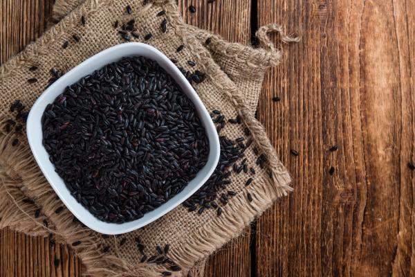 Tác dụng của gạo lứt đen