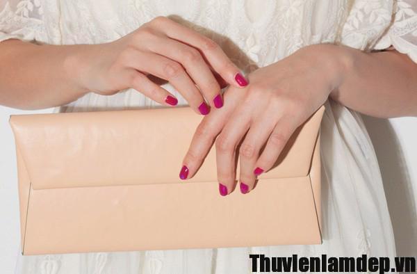 Gợi ý Phái Đẹp những mẫu nail đẹp lý tưởng dành riêng cho dịp Tết Nguyên Đán