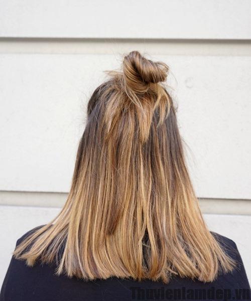 5 Cách tạo kiểu tóc đẹp cho nàng tóc ngắn siêu xinh và đơn giản