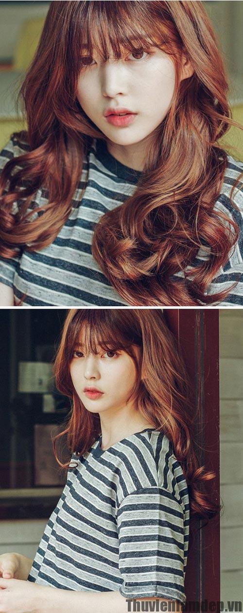 Tổng hợp những kiểu tóc xoăn đẹp khiến giới trẻ mê mẩn mùa thu đông